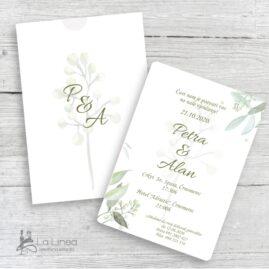 Pozivnice za vjenčanje 58e