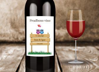 Naljepnice za vino 10f