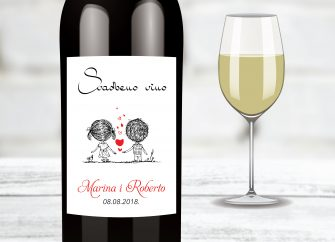 Naljepnice za vino 11e