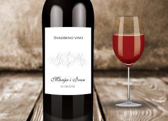 Naljepnice za vino 06E