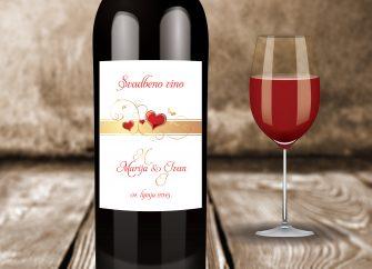 Naljepnice za vino 07E
