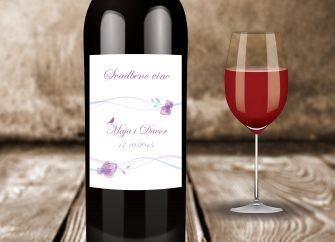 Naljepnice za vino 10E