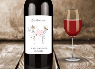 Naljepnice za vino 11F