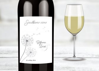 Naljepnice za vino 11G