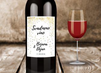 Naljepnice za vino 12E