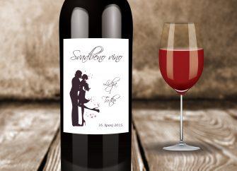 Naljepnice za vino 14E