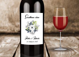 Naljepnice za vino 18E