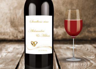 Naljepnice za vino 19E