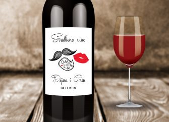 Naljepnice za vino 20G