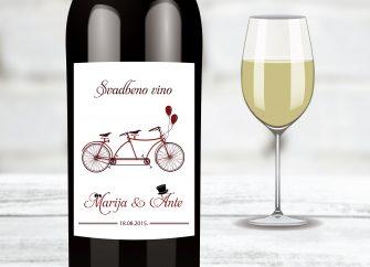 Naljepnice za vino 21E