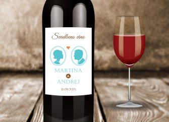 Naljepnice za vino 22F