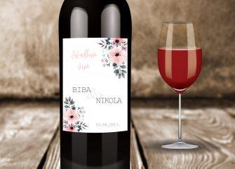 Naljepnice za vino 23F