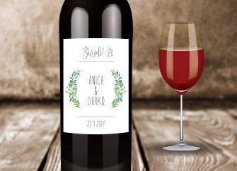 Naljepnice za vino 24F