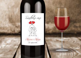 Naljepnice za vino 24G