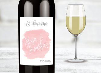 Naljepnice za vino 25H