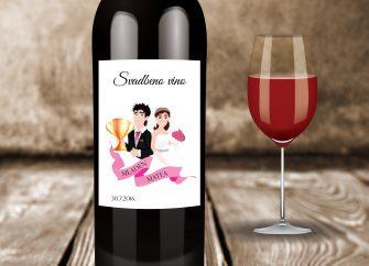 Naljepnice za vino 26G