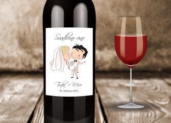Naljepnice za vino 27E