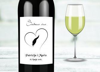 Naljepnice za vino 28E