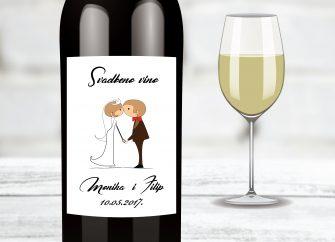 Naljepnice za vino 28G