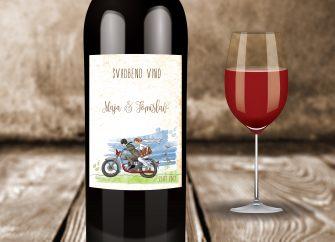 Naljepnice za vino 30F