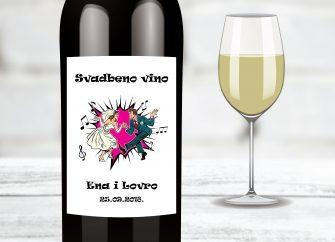 Naljepnice za vino 31E
