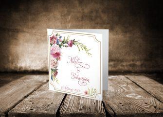 Pozivnice za vjenčanje 30E