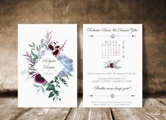 Pozivnice za vjenčanje 03E