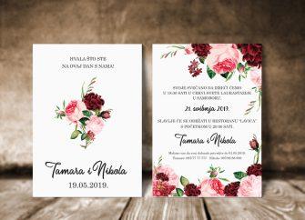 Pozivnice za vjenčanje 02f