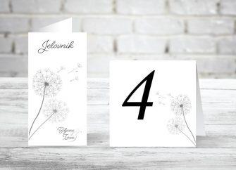 Broj i jelovnik 11g