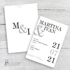 Pozivnice za vjenčanje 27f