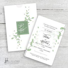 POzivnice za vjenčanje 40e