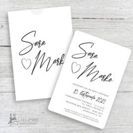Pozivnice za vjenčanje 03g
