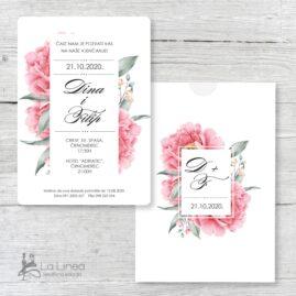 Pozivnice za vjenčanje 17e