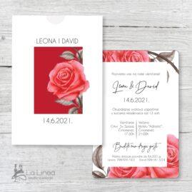 Pozivnice za vjenčanje 23e