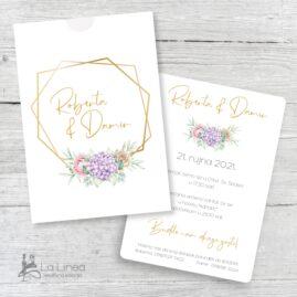Pozivnice za vjenčanje 61e